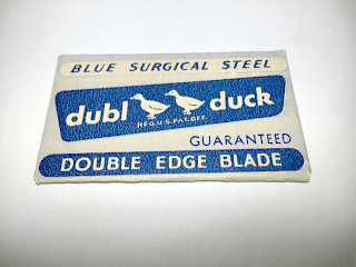 """DUBL DUCK """"Blue Surgical Steel"""""""