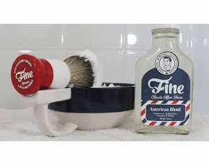 FINE ACCOUTREMENTS - A truly FINE Line of Shave Goodies