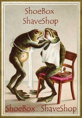 Shoebox Shaveshop