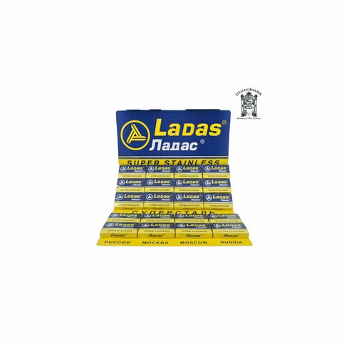 Ladas Super Stainless - 5 pk
