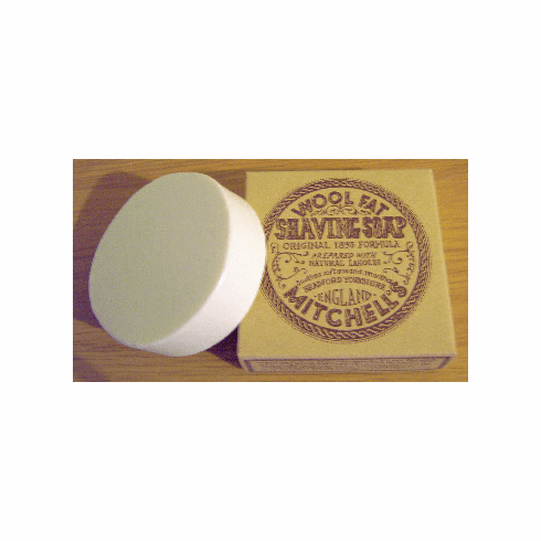 Mitchell's Wool Fat Shaving Soap *ONLY 1 LEFT*
