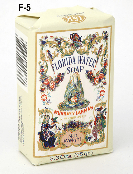 Murray and Lanman - FLORIDA WATER Soap