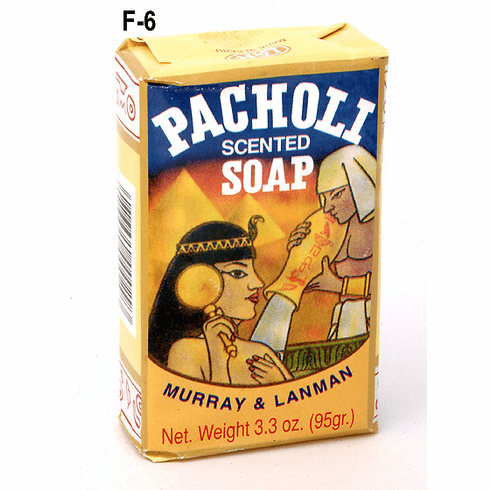 Murray and Lanman - PACHOLI Soap - Hipster Classico