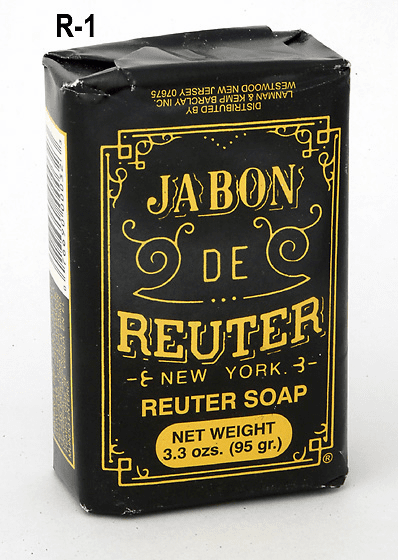 Murray and Lanman - REUTER Soap - Get Your inner BroadWay On !