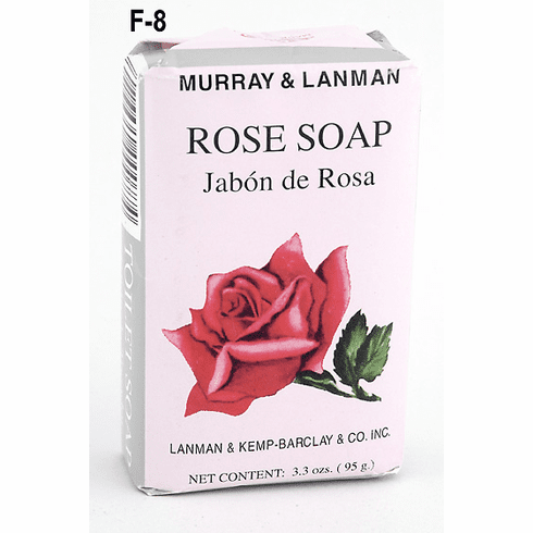 Murray and Lanman - ROSE Soap