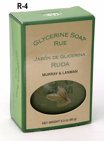 Murray and Lanman - RUE Soap - Hands Down The Absolute Favorite of Voodoo, Santeria Priests & Shamans
