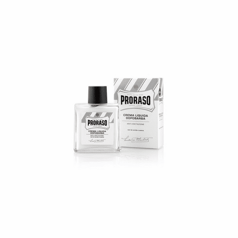 NEW Proraso  Green Tea and Oat Aftershave Balm - Alcohol Free