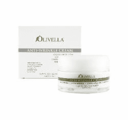 OLIVELLA Anti-Wrinkle Cream - Paraben Free - BlowOut Priced On Last Few Jars !!!!