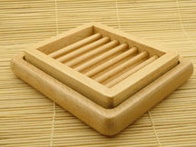 Our Portfolio of Natural BEECH WOOD Soap Dishes from Italy - 10 Beautiful Designs