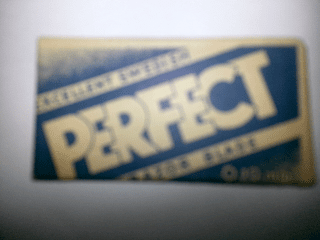 PERFECT Excellent Swedish 0.10 mm