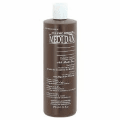 Pinaud Clubman - MEDIDAN - Medicated Dandruff Shampoo - Huge 16 oz Bottle