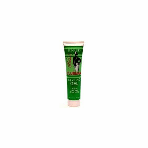 Pinaud Clubman STYLING GEL - 3.5 oz Squeeze Tube (ONLY 1 LEFT)