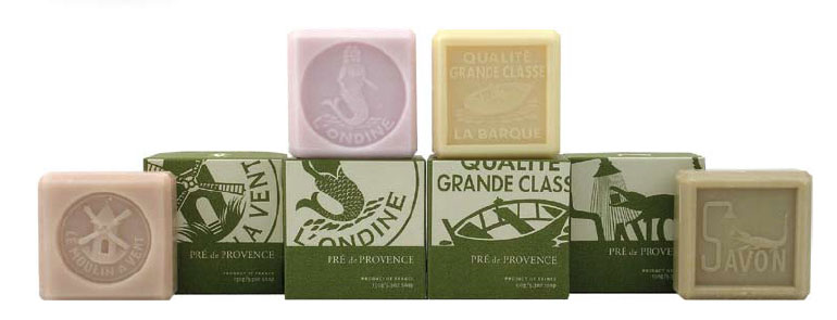 Pre De Provence ANTIQUAIRE Soaps - Soap Doesn't Get Anymore Beautiful Than These