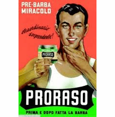 Proraso Pre/Post Cream - The Product that launched a Great Company