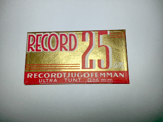 """RECORD """"25:an"""""""