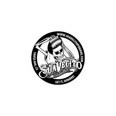 Sauvecito Sticker - If you gotta spot for a sticker, this is a mighty cool one !!! We'll send you one free if you buy over 9 bux worth of Suavecito products :)