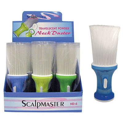 ScalpMaster ND-6 Neck Duster with Talcum Powder