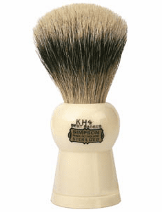 Simpson KEY HOLE  -  Best Badger Shaving Brush - 3 Sizes
