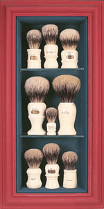 Simpson's Shave Brushes - The LEGEND lives on