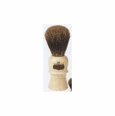 Simpsons BEAUFORT  - Pure Badger Shaving Brush - Five sizes in Stock