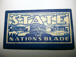 """STATE """"The Nation's Blade"""""""