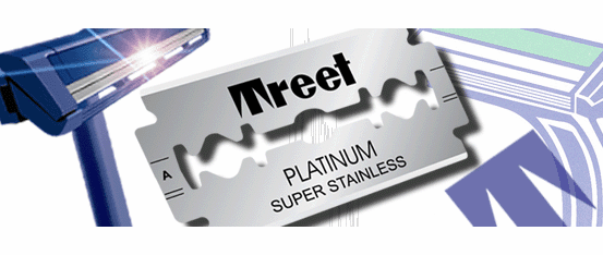 TREET Blades - Click for our Large Selection - Super Low Prices