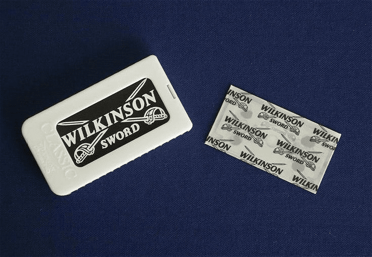 WILKINSON SWORD - Classic Black Label - Made in Germany
