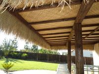 Lauhala Matting Bamboo Wall Covering