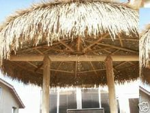 13ft Palapa Thatch Umbrella Top Cover
