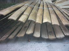 Split Bamboo Fence 3ft x15ft