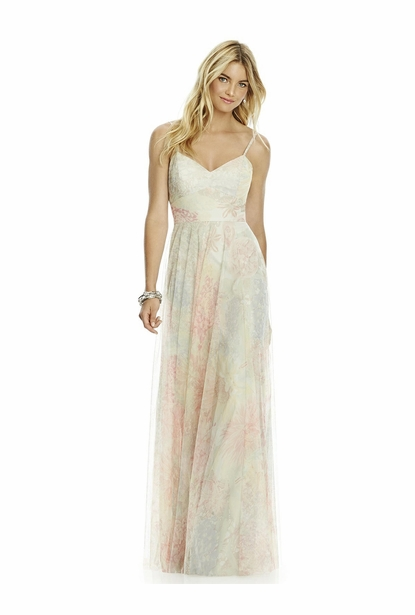 After Six Bridesmaid Dress Style 6766P