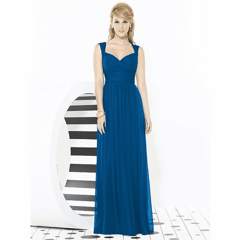 After Six Bridesmaids Dress Style 6712