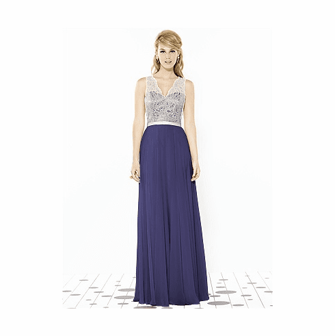 After Six Bridesmaids Dress Style 6715