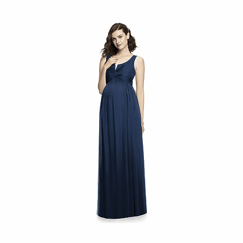 After Six Maternity Dress Style M424