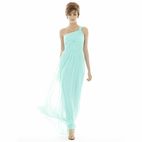 Alfred Sung Bridesmaid Dress Style D691