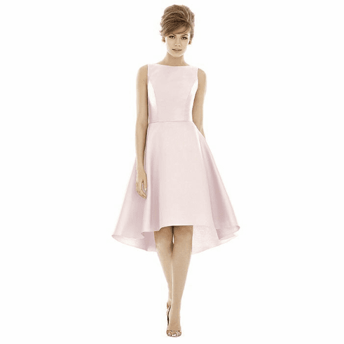 Alfred Sung Bridesmaid Dress Style D697