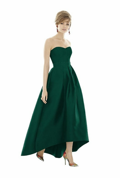 Alfred Sung Bridesmaid Dress Style D699