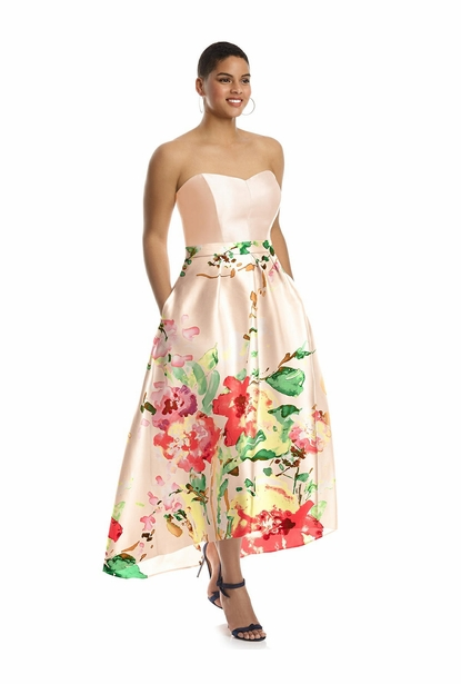 Alfred Sung Bridesmaid Dress Style D699CP