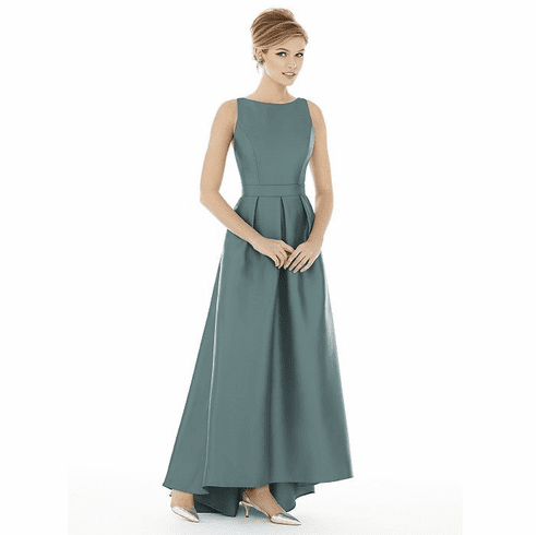 Alfred Sung Bridesmaid Dress Style D706