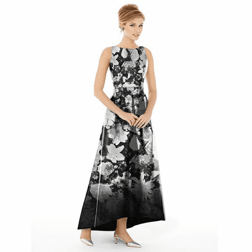 Alfred Sung Bridesmaid Dress Style D706FP