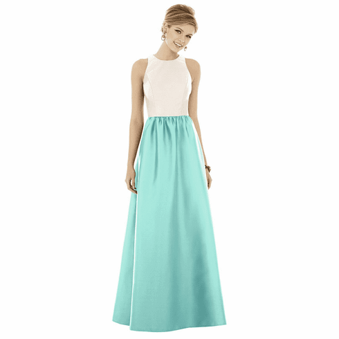 Alfred Sung Bridesmaid Dress Style D707