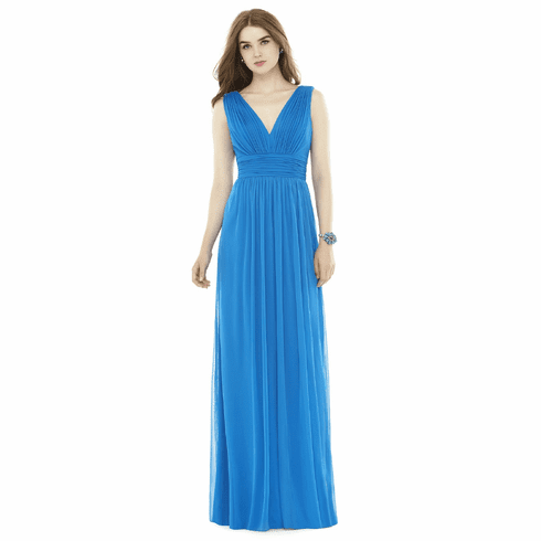 Alfred Sung Bridesmaid Dress Style D719
