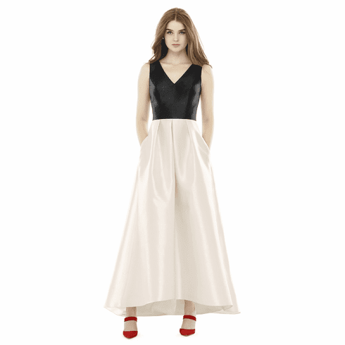 Alfred Sung Bridesmaid Dress Style D723