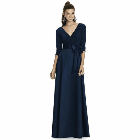 Alfred Sung Bridesmaid Dress Style D736