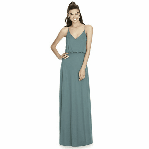 Alfred Sung Bridesmaid Dress Style D739