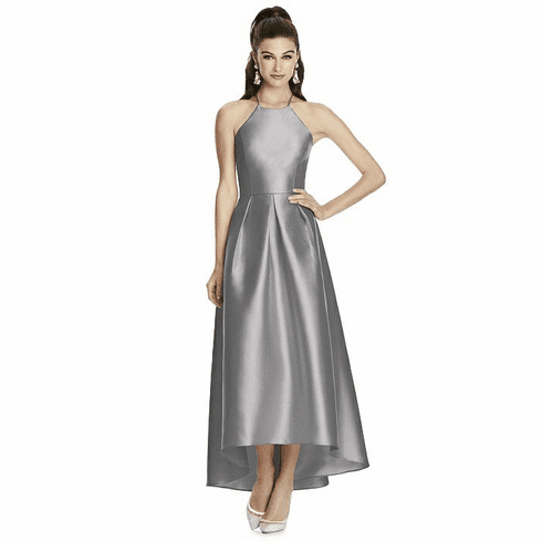 Alfred Sung Bridesmaid Dress Style D741