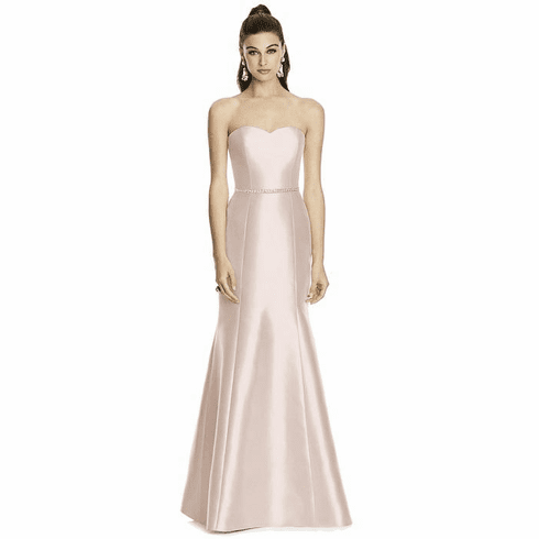 Alfred Sung Bridesmaid Dress Style D742