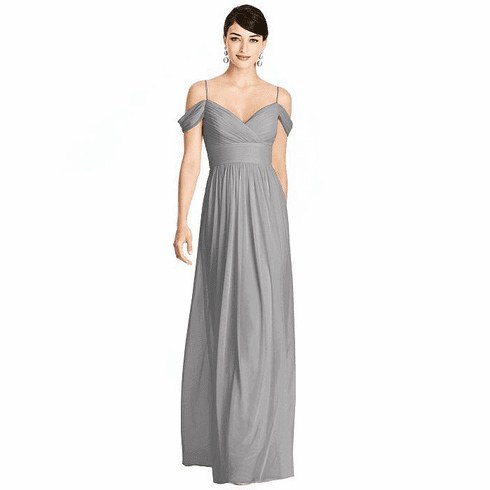 Alfred Sung Bridesmaid Dress Style D743