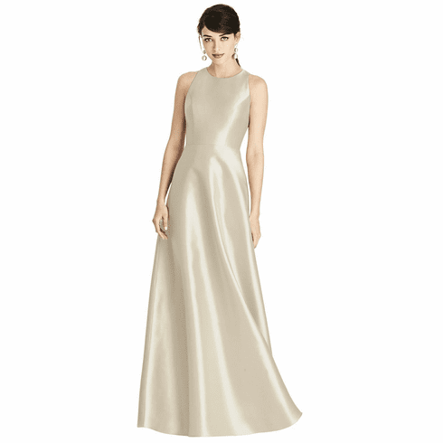 Alfred Sung Bridesmaid Dress Style D746