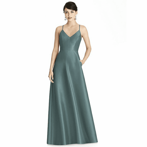 Alfred Sung Bridesmaid Dress Style D750